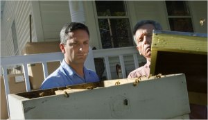The Norwalk bee guys (photo credit NY Times)